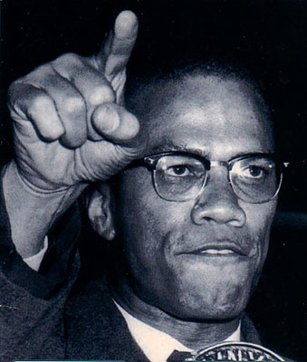 a biography of malcolm x a fighter for the independence of the blacks Malcolm x was born malcolm little on may 19, 1925 in omaha, nebraska his mother, louise norton little, was a homemaker occupied with the family's eight children.
